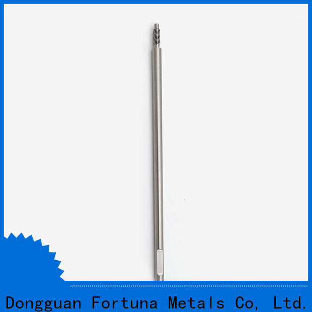 Fortuna parts cnc machined parts Chinese for electronics