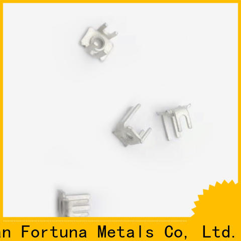Fortuna practical metal stamping manufacturers for sale for clamping