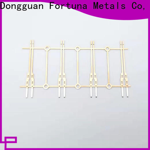 Fortuna professional lead frame manufacturer for discrete device lead frames