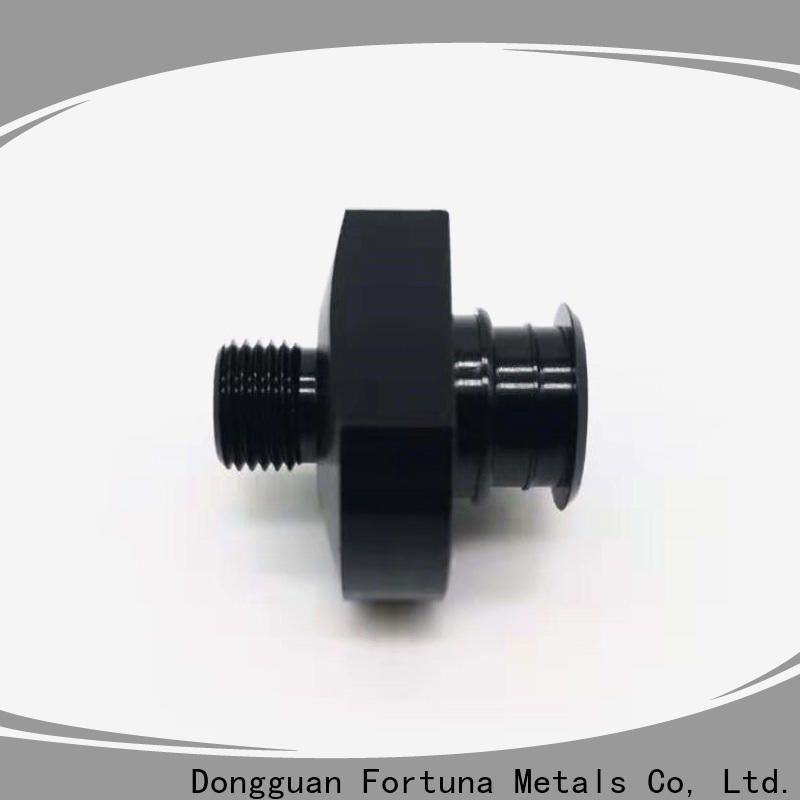 Fortuna durable cnc machined components Chinese for electronics