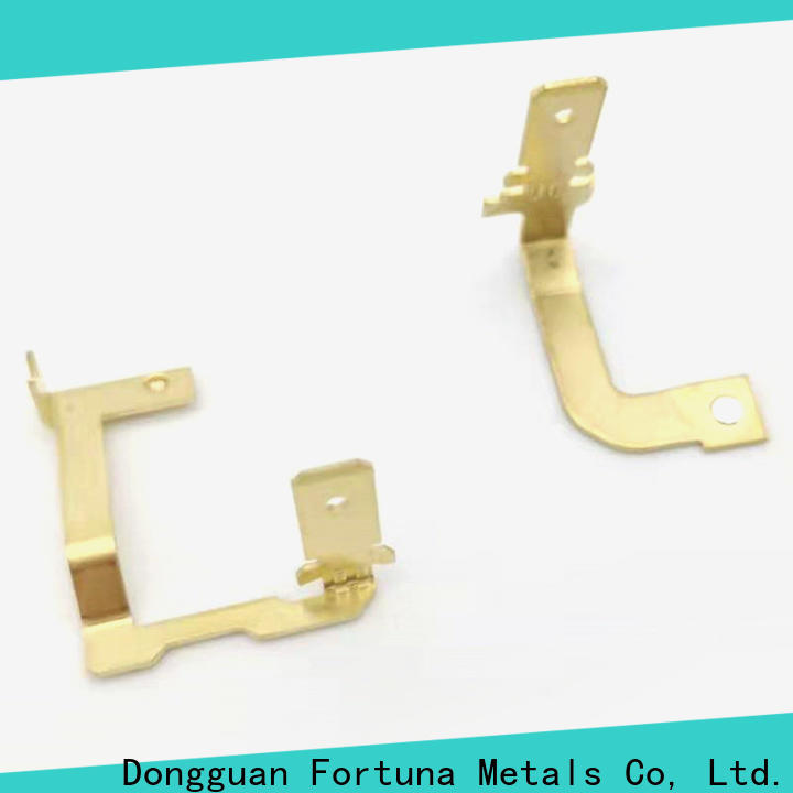 precise metal stamping parts precision supplier for clamping