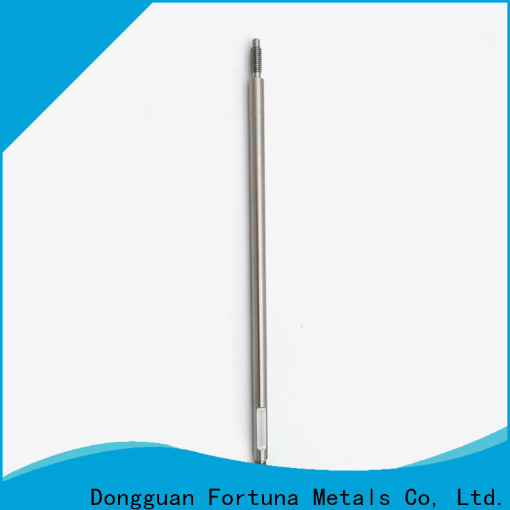 Fortuna manufacturing cnc auto parts Chinese for electronics