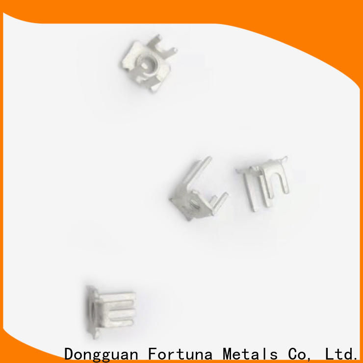 Fortuna professional stamping parts supplier for clamping