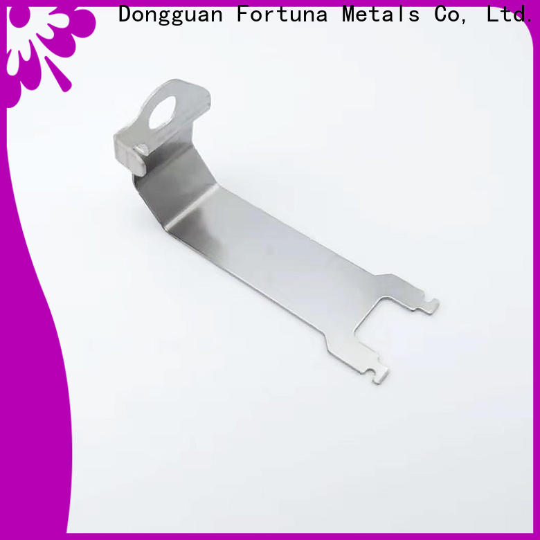 Fortuna partsstamping metal stampings Chinese for connectors