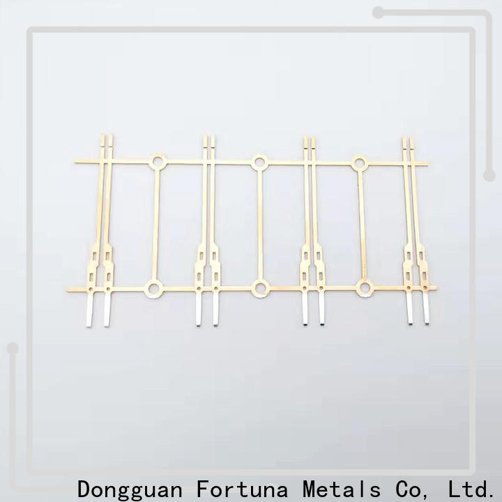 Fortuna precise lead frames maker for integrated circuit lead frames