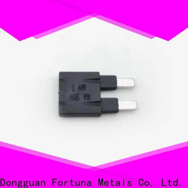 Fortuna multi function precision stamping manufacturers for acoustic
