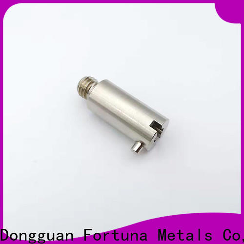 Fortuna manufacturing custom cnc parts Chinese for household appliances for automobiles