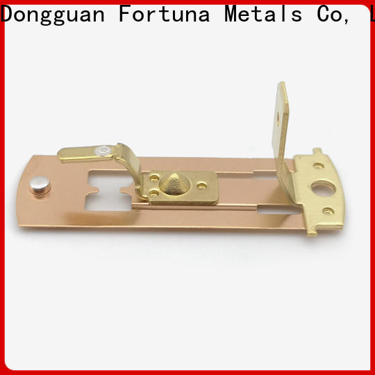 Fortuna multi function metal stamping parts wholesale for connectors