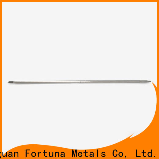Fortuna machined cnc parts supplier for electronics