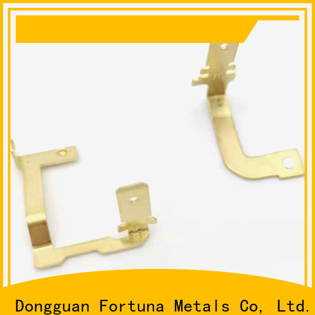 Fortuna stamping metal stamping parts supplier for clamping