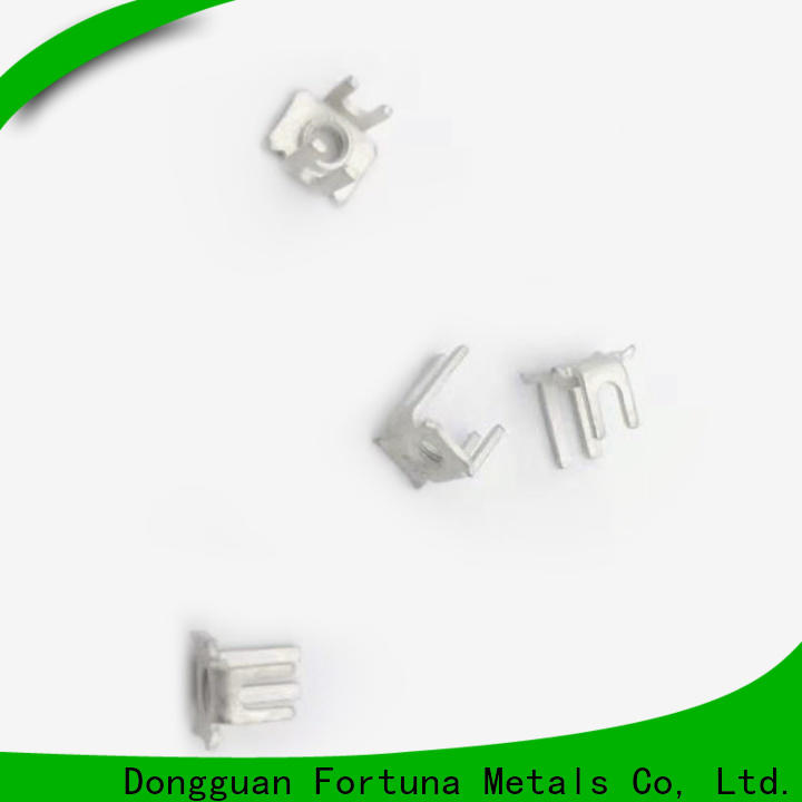 Fortuna precision metal stamping manufacturers online for resonance.