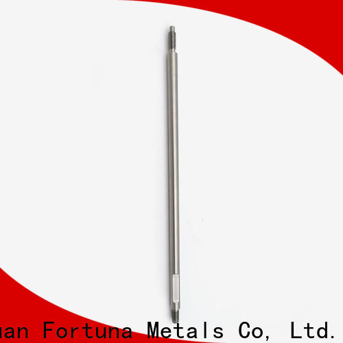 Fortuna good quality custom cnc parts supplier for electronics