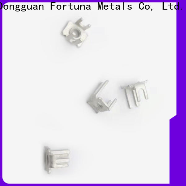 Fortuna practical metal stamping china supplier for resonance.