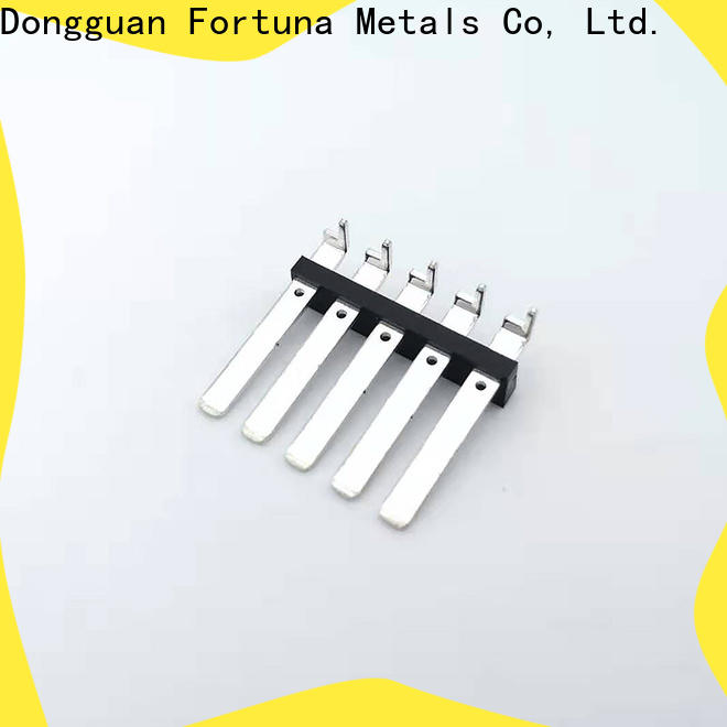 Fortuna precise metal stamping china online for conduction,