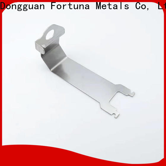 Fortuna good quality metal stamping parts Chinese for connectors