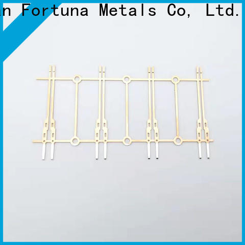 Fortuna multi function lead frame maker for integrated circuit lead frames