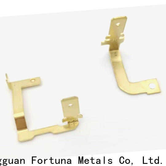 Fortuna stamping metal stamping parts for sale for switching