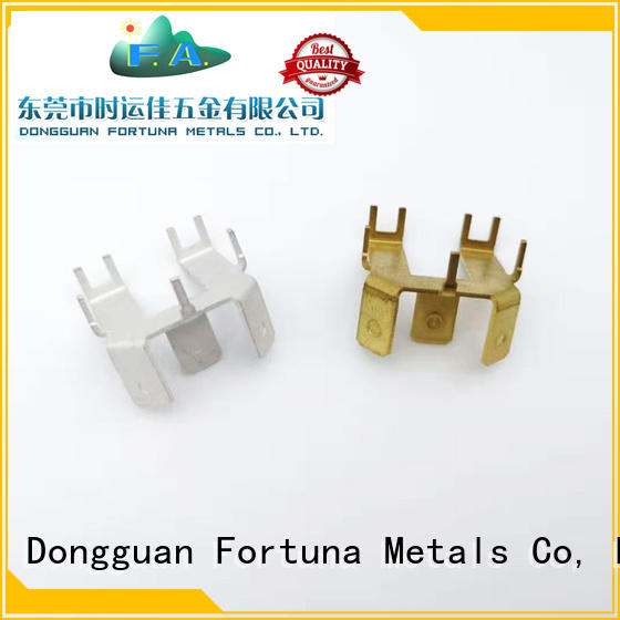 Fortuna accessories stamping parts maker for brush parts