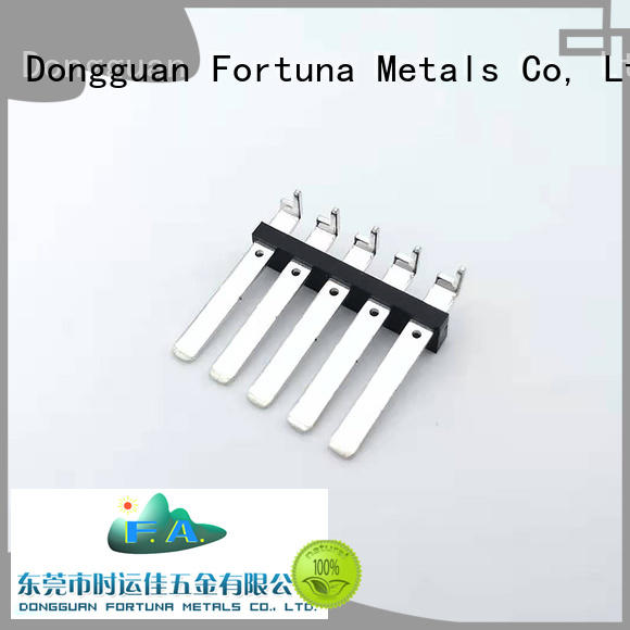 Fortuna utility precision stamping online for conduction,