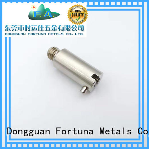 Fortuna machined cnc machined components for sale for electronics