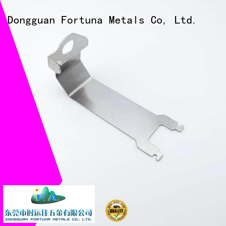Fortuna precise metal stamping companies online for instrument components
