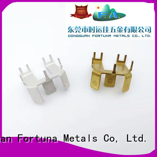 good quality metal stamping service plug wholesale for electrical terminals for elastic parts