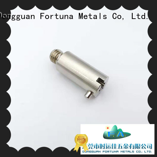 Fortuna cnc cnc machined components for sale for household appliances for automobiles