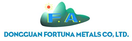 Logo | Fortuna Metal Stamping Parts