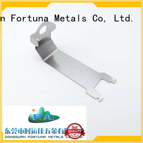 Fortuna durable metal stamping companies manufacturer for camera components
