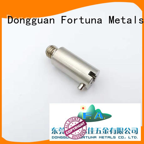 Fortuna parts cnc lathe parts Chinese for electronics