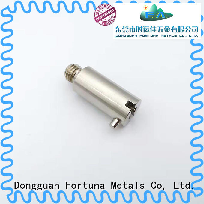 Fortuna parts cnc parts supplier for electronics