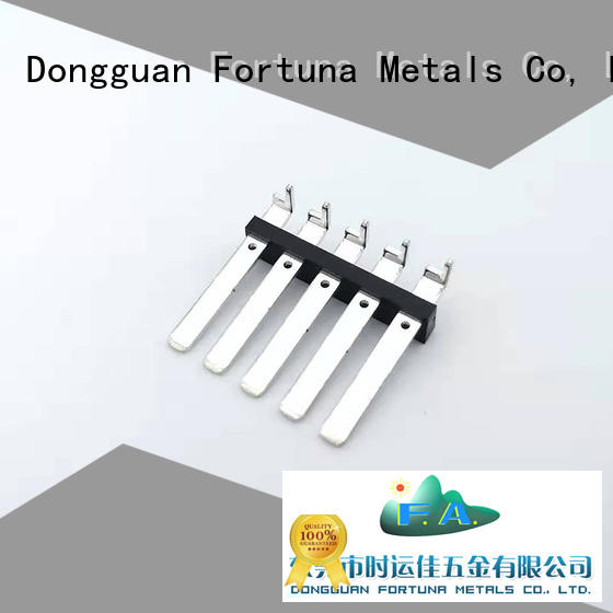 Fortuna utility stamping parts supplier for switching