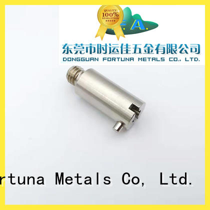 Fortuna durable cnc spare parts Chinese for electronics