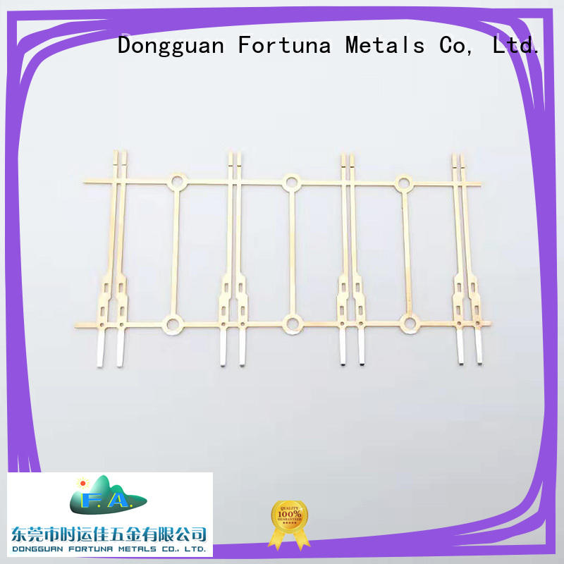 Fortuna ic lead frames manufacturer for discrete device lead frames