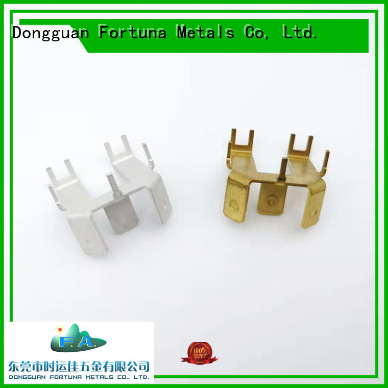 Fortuna durable stamping parts wholesale for brush parts