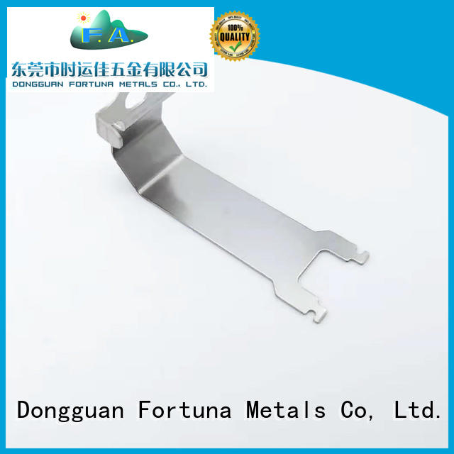 Fortuna stamping metal stamping china tools for camera components