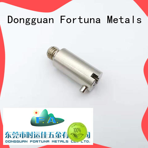 Fortuna manufacturing cnc machined parts supplier for electronics
