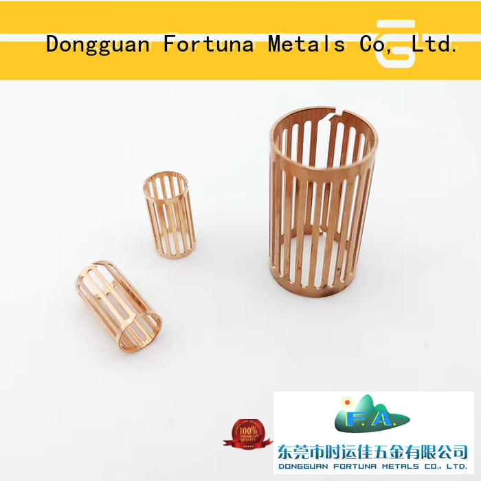 Fortuna precise automotive metal stamping online for car
