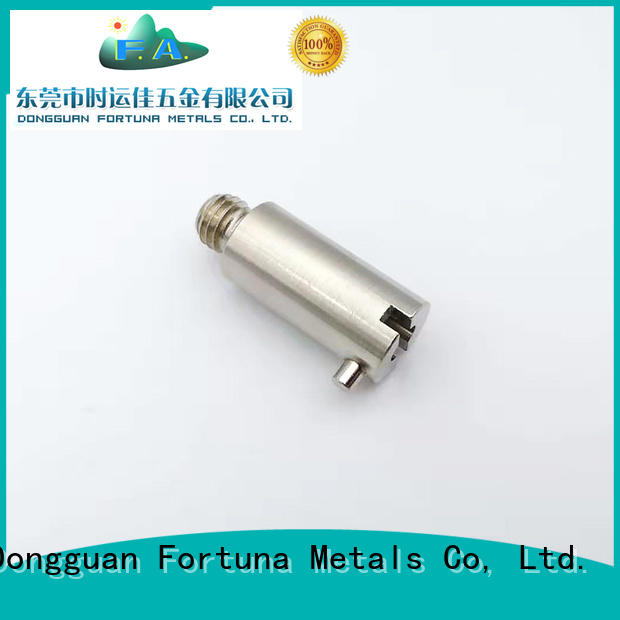 Fortuna multi function cnc machined parts online for household appliances for automobiles