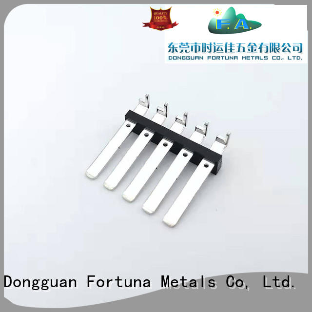 Fortuna practical precision metal stamping Chinese for conduction,