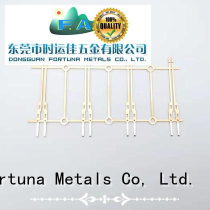 Fortuna lead lead frame maker for discrete device lead frames