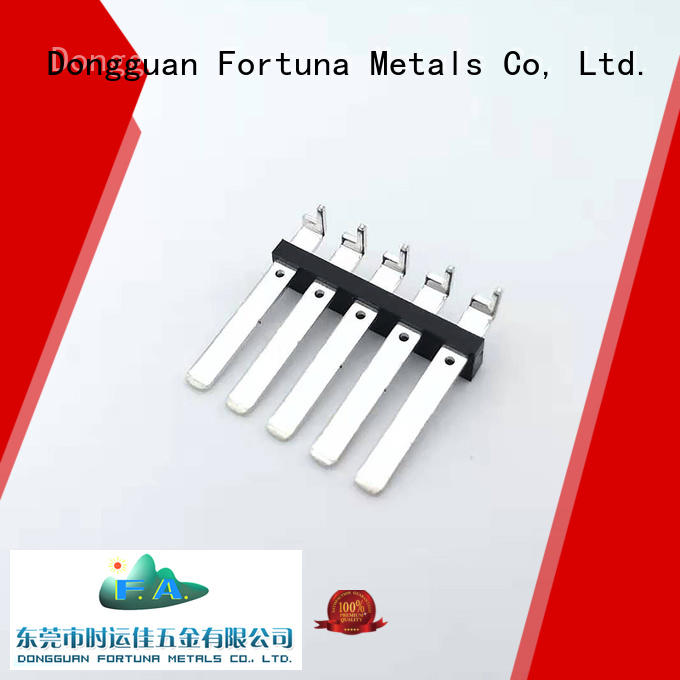 practical precision metal stamping parts for sale for conduction,