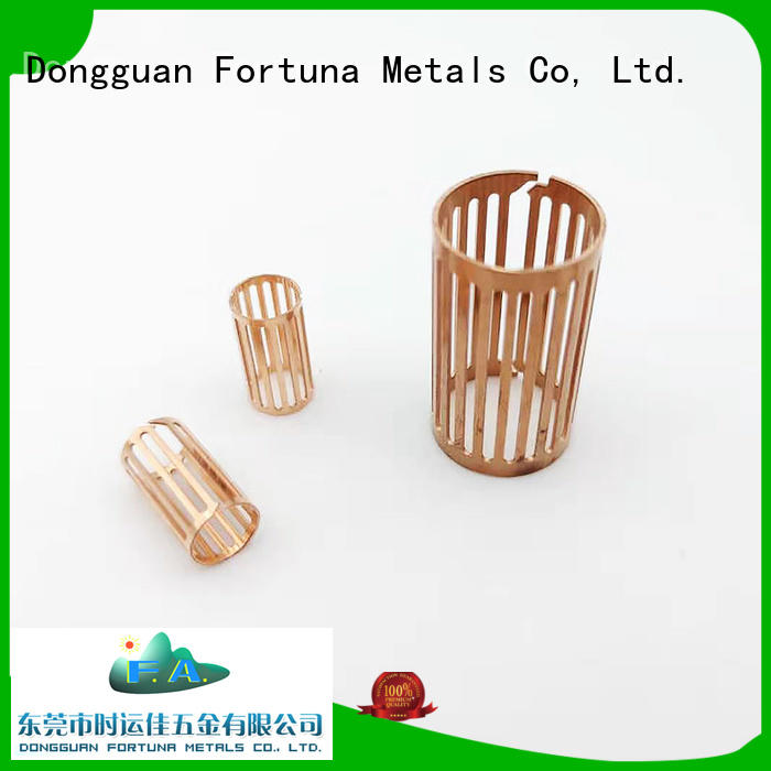 Fortuna components automotive stamping maker for electrocar