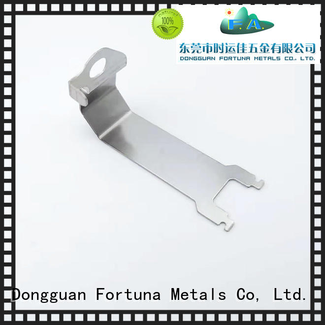 Fortuna professional metal stamping parts supplier tools for acoustic