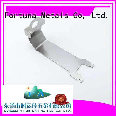 Fortuna standard metal stamping parts manufacturer for acoustic