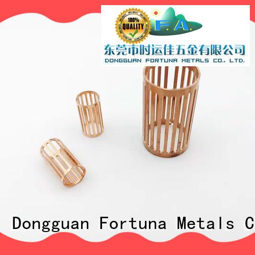 Fortuna precision precision auto parts manufacturer for electrocar