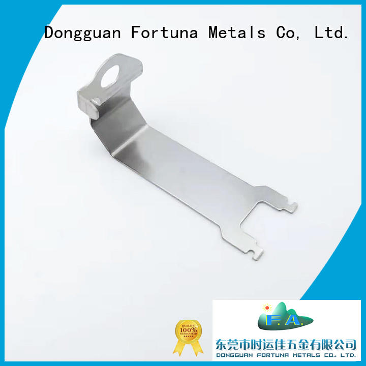 Fortuna general stamping part for acoustic