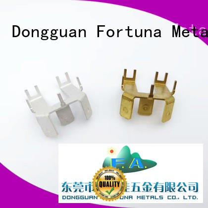 Fortuna durable stamping parts Chinese for connectors