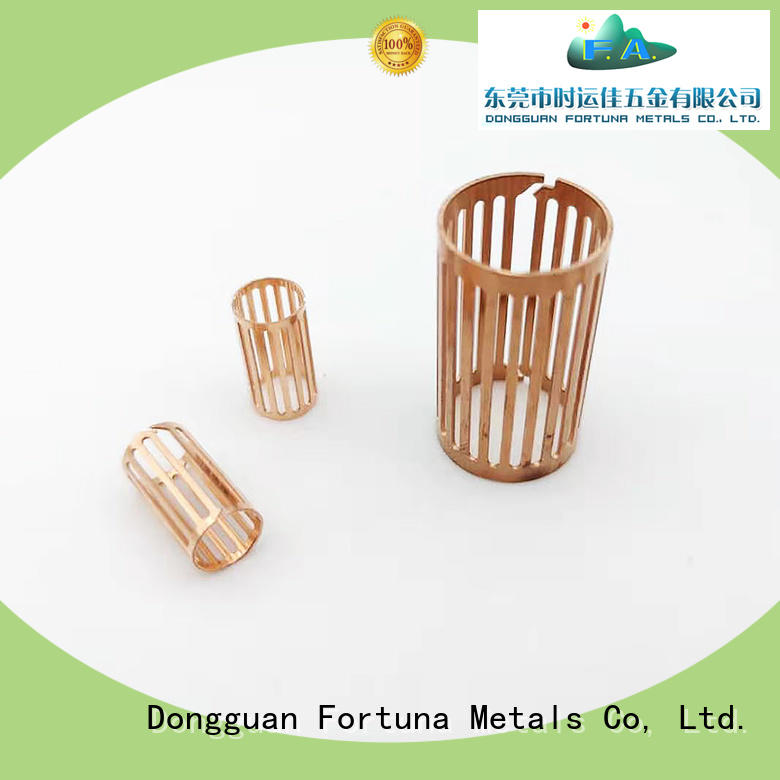 Fortuna high quality precision automotive parts online for electrocar
