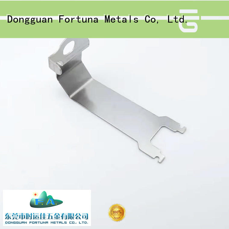 Fortuna general metal stamping companies tools for camera components